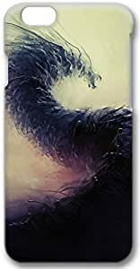 Fantasy Dark Dragon Apple iPhone 6 Case, 3D iPhone 6 Cases Hard Shell Cover Skin Casess