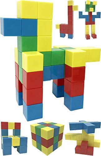 Magnetic Color Cubes - 4