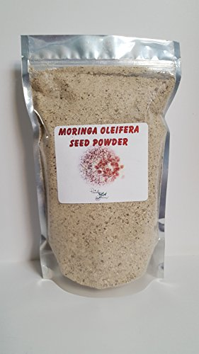 Moringa Oleifera Seed Powder - Organic - Made Fresh at Paisley Farm and Crafts (5 Lbs) by Paisley Farm and Crafts
