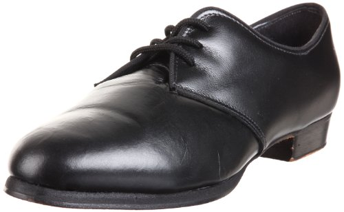 Tic-Tac-Toes Men's Chadwick Blucher Dance Shoe,Black,13 M US by Tic-Tac-Toes