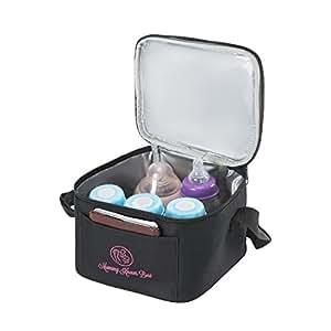 Amazon Com Breast Milk Baby Bottle Cooler Bag For