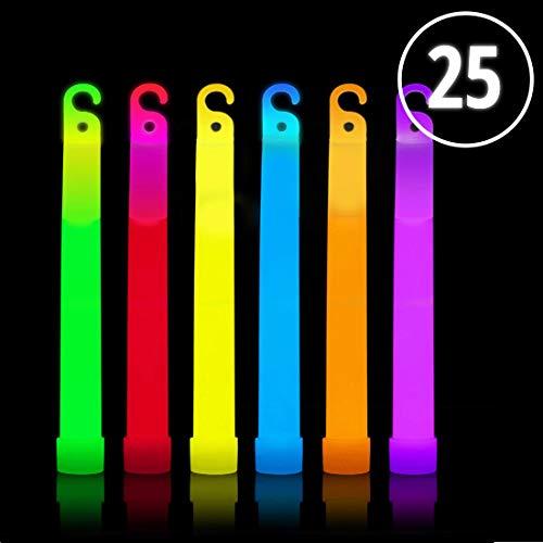 PartySticks Glow Sticks Party Favors - 6