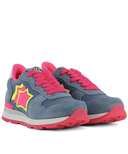 Atlantic Stars Sneakers Donna VEGAAVA75FF Tessuto Grigio