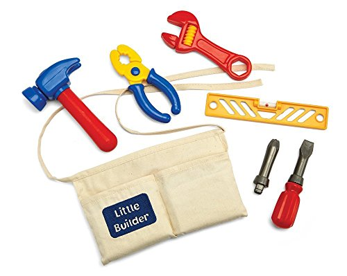 Kidoozie Little Builder Tool Belt - Includes Belt with