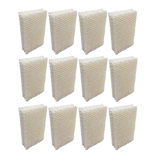 - Humidifier Filter Replacement for AIRCARE Essick Air Emerson MoistAir HDC12 HDC-12 (12-Pack)