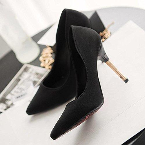 Greatestpak Scarpe Da Nero Donna 916 Greatestpak chaussures Barca fvtfZwr