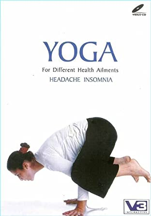 Amazon.com: Yoga For Headache Insomnia (Video CD): Movies & TV