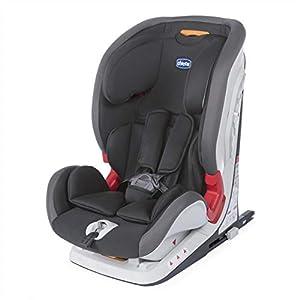 Chicco YOUniverse Siège Auto Isofix pour Bébé Inclinable 9-36 kg, Groupe 1 / 2 / 3 pour Enfants de 1 à 12 ans, Facile à…