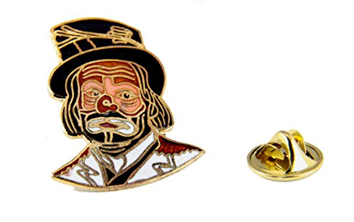 6030665 Shrine Clown Unit Lapel Pin Hobo Shriner Circus Sad Face (Pin Lapel Clown)