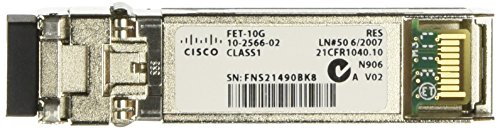Cisco Fabric Extender Transceiver - SFP  Transceiver Module