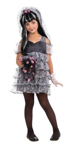 Rubie's Drama QueensChild Monster Bridal - Ista Costume - Medium (6- 8)
