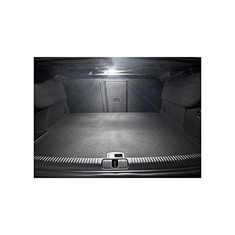 Zesfor Pack de Bombillas led Audi A3 8p, 3 Puertas con Paquete de iluminación (2004-2012): Amazon.es: Coche y moto