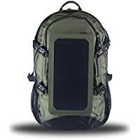 Coolala Direct Sports Backpack 7 Watts Solar Panel Bag Nylon Materials