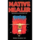 Native Healer, Lake Medicine Grizzly Bear Staff, 0061042390