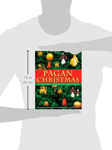 pagan christmas the plants spirits and rituals at the origins of yuletide christian rtsch claudia mller ebeling 9781594770920 amazoncom books