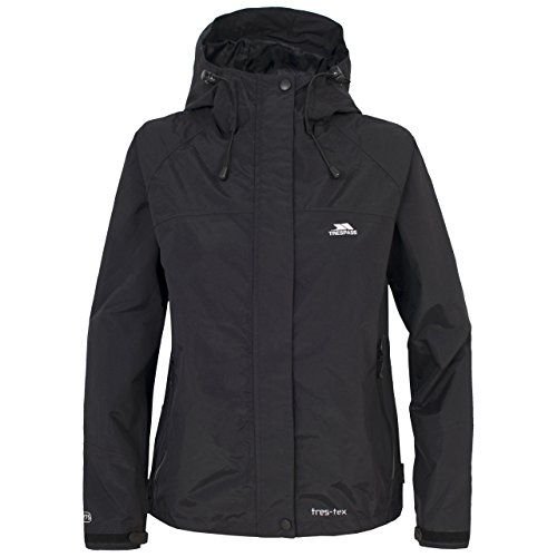 Trespass Women's Miyake Jacket, Black, X-Large 2010 Snowboard Jacket