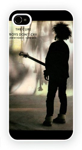 The Cure - Boys don't Cry, iPhone 5 5S, Etui de téléphone mobile - encre brillant impression