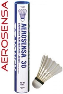 YONEX AeroSensa 40 Feather Volants 1 Douzaine