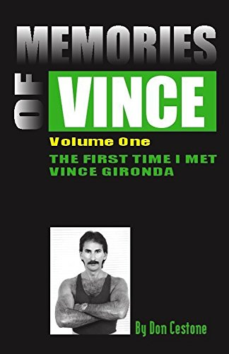 Memories Of Vince: The First Time I met Vince Gironda