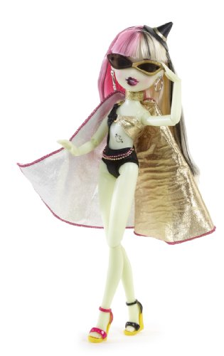 MGA Entertainment Bratzillaz Cloetta Spelletta Midnight Beach Doll