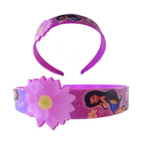 Disney Tinkerbell Purple Headband - Tinkerbell Fairies Headband - Tinkerbell Hair Accessories - Tinkerbell Head Gear