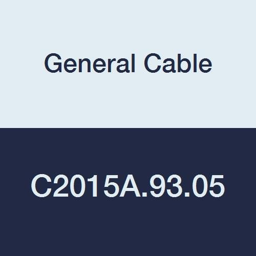General Cable C2015A.93.05 Hook-Up Wire UL 1007, UL 1569, CSA TR-64, 1C/24 STR Hook-Up Yellow 25K' Reel
