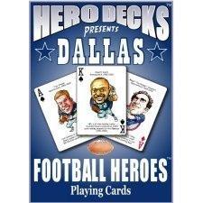 Football Heroes Playing Cards - - Merchandise Sanders Deion