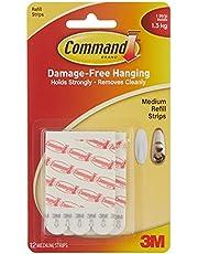 Command Medium Refill Strips