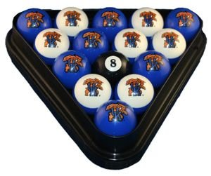 Wave7 UKYBBS100N University of Kentucky Billiard Numbered Ball Set