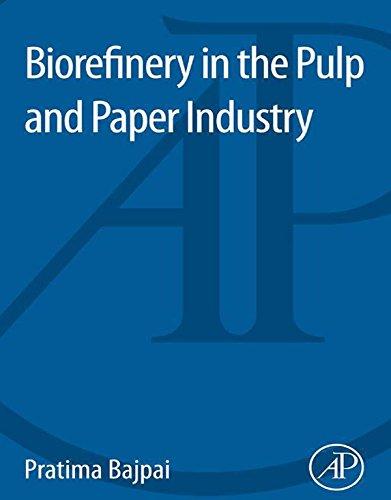 Biorefinery in the Pulp and Paper Industry por Pratima Bajpai