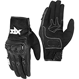 XTS Gear Airfence Motorsports Gloves – Black (XX-Large)