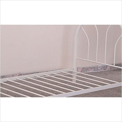 Coaster 2389P Contemporary Twin Bed, Pink