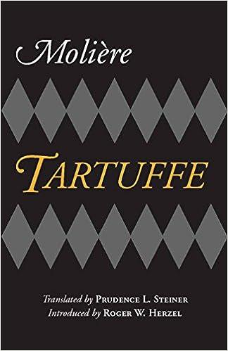 tartuffe hackett classics