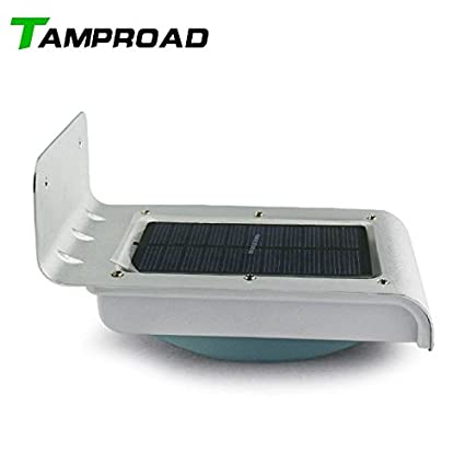 Amazon.com: TAMPROAD Outdoor Solar Lights Motion Sensor Detector Exterior Security Lighting for Patio Yard Home Driveway Stairs Outside Wall: Home & Kitchen