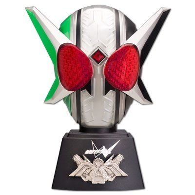 Lottery Rider series Kamen Rider W-most (double) Kessen Hen [Cyclone Joker Extreme Big mask award] with a box (japan import) (Kamen Mask Rider)