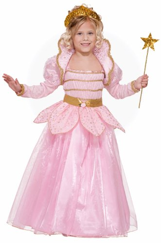 Forum Novelties Little Pink Princess Costume, Child Medium