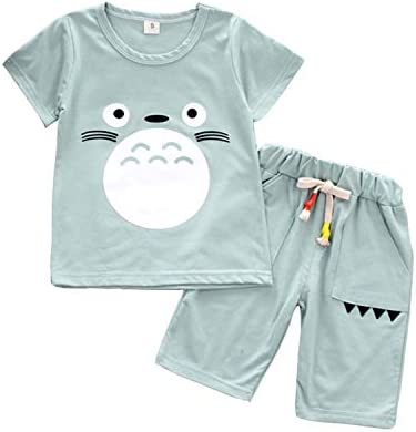 Totoro Printed T Shirt Summer Cotton product image
