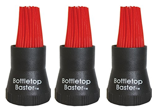 Bottletop Baster, Multi Purpose Basting Brush, For BBQ...