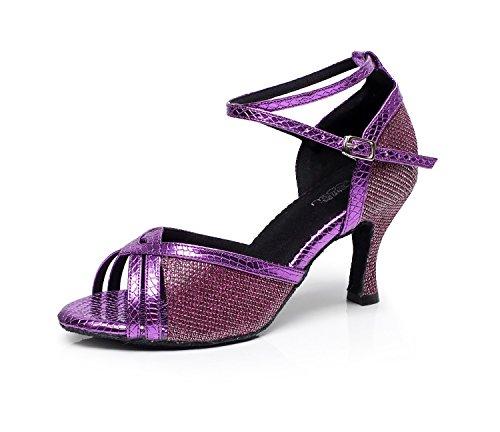 Honeystore - Zapatillas de danza para mujer Dance7025a
