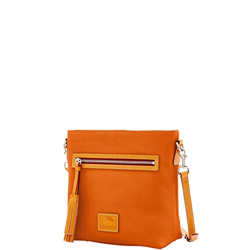 Shoulder Bourke Leather Tangerine Dooney Bag Lani amp; Patterson Crossbody xYwtpv