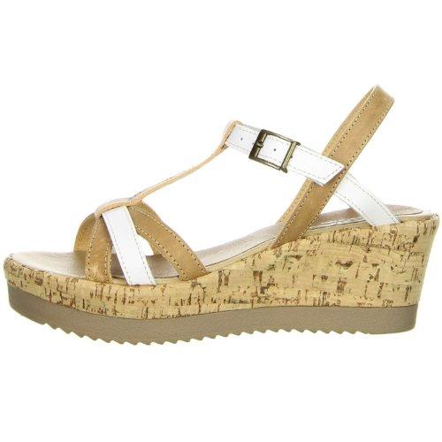 Vista Damen Sandaletten beige Beige
