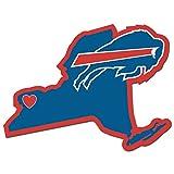 Kyпить NFL Buffalo Bills Home State Decal, 5
