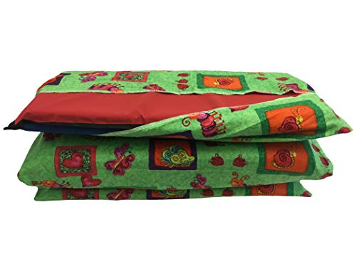 KinderMat Full Cover Sheet, Pillowcase Style Sheet
