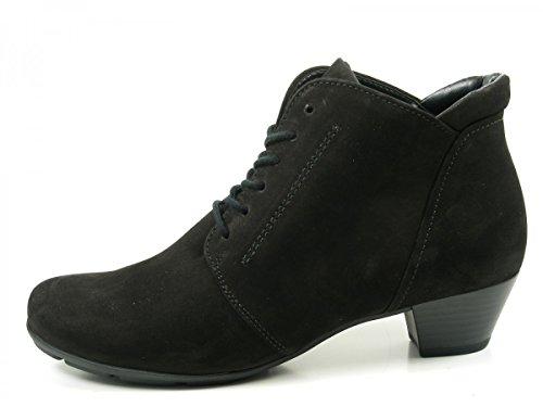 Basic Gabor Femme Bottes Classiques Gabor Rot Shoes Schwarz xUErgRwx