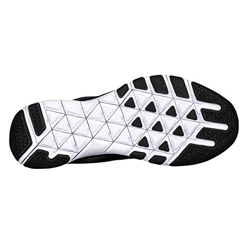 Nike Mens Versatilità Scarpe Da Corsa Versatilità Nero / Bianco-nero