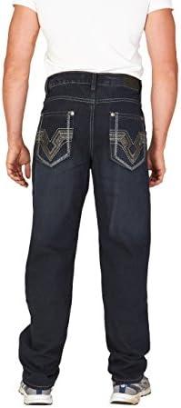 Marx Dutch Men S Fashion Jean Sandblasted Back Front At Amazon Men S Clothing Store