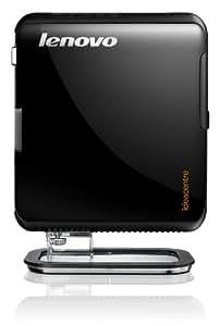 Lenovo Q150 Desktop PC (Intel Atom D525 de 1,8 GHz, 2GB RAM, 500GB de disco duro, NVIDIA ION, Windows 7 HP) [importado de Alemania]