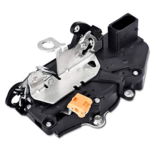Ensun Door Latch Lock Actuator Assembly Front Left Driver Side for 2007-2009 Chevy Avalanche Tahoe Sliverado Suburban, GMC Sierra Yukon, Cadillac Escalade ESV EXT Ref# 931-303
