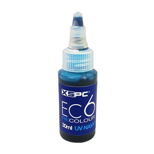 XSPC EC6 ReColour Dye, 30 mL, UV Navy