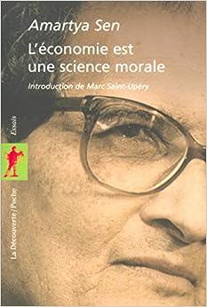 Léconomie est une science morale